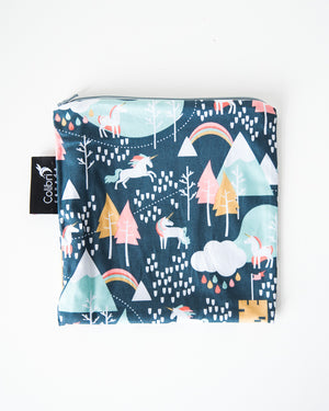 Colibri Large Zippered Reusable Snack Bag