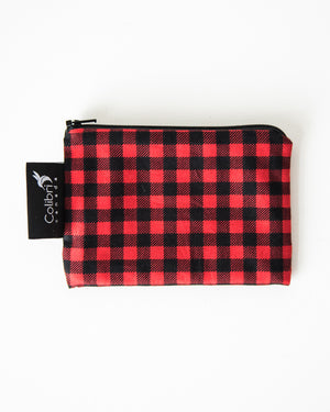 Colibri Small Zippered Reusable Snack Bag