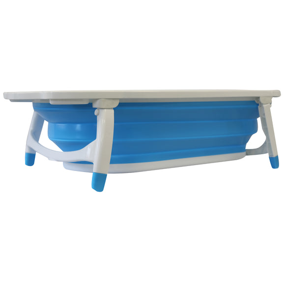Fold Away Baby Bath (Blue)