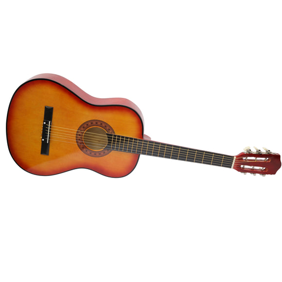 95cm Wooden Guitar with 6 Strings (Yellow)