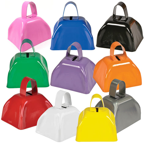 Small Customizable Cowbells - Bargain Bells
