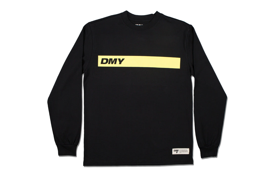 DMY Safety Yellow Long Sleeve