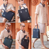 Casual Messenger Bag For Men - 4 Colors