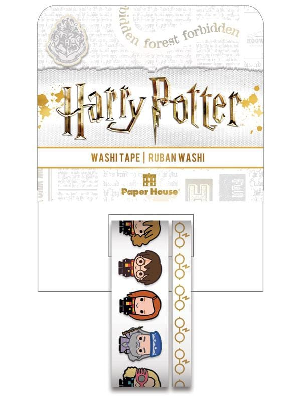 Harry Potter™ Chibi Washi Tape Set