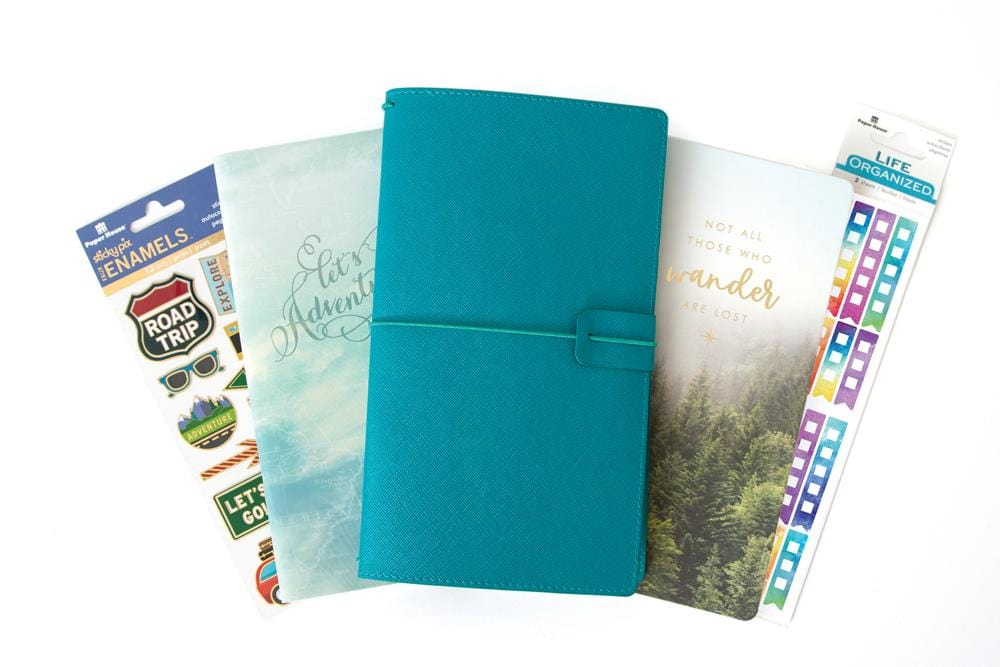 Travel Journey Book Gift Set