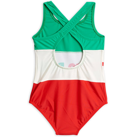 Mini Rodini Tutto Bene Sporty Swimsuit