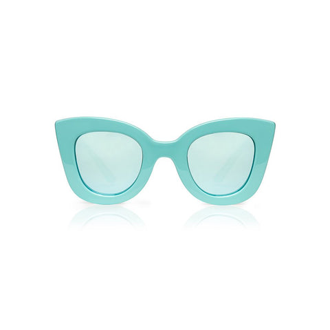 Sons and Daughters Blue Cat-Cat Sunglasses