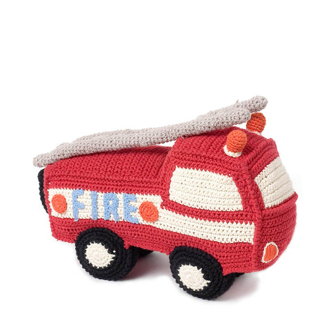 Anne-Claire Petit Red Fire Engine