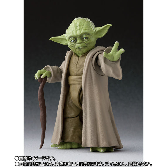 Star Wars Yoda S.H.Figuarts (Revenge of the Sith) (PRE ORDER Aug. 30)