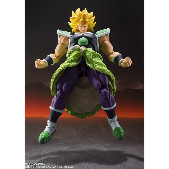 Dragon Ball Super Broly -super- S.H.Figuarts