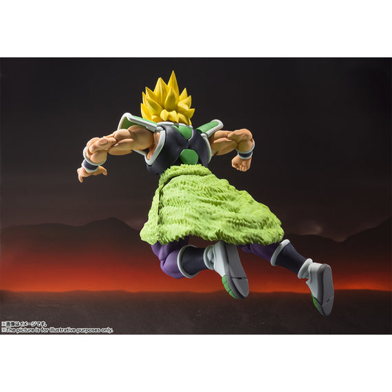 Dragon Ball Super Broly -Super- S.H.Figuarts (PRE-ORDER Sep. 30)