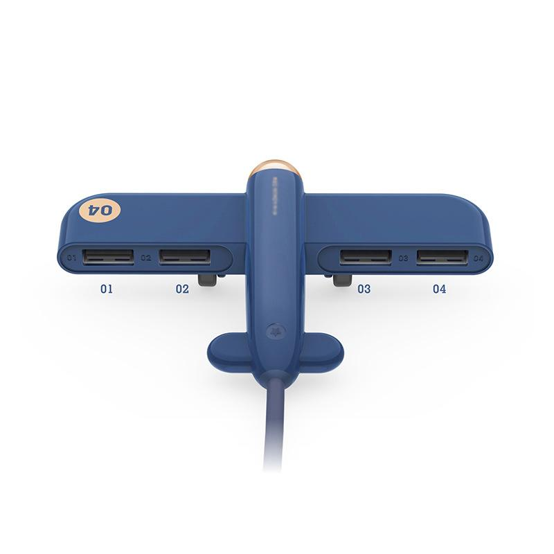 Smart USB-splitter