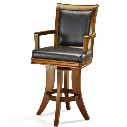 Brunswick Centennial Bar Stool Chestnut modern