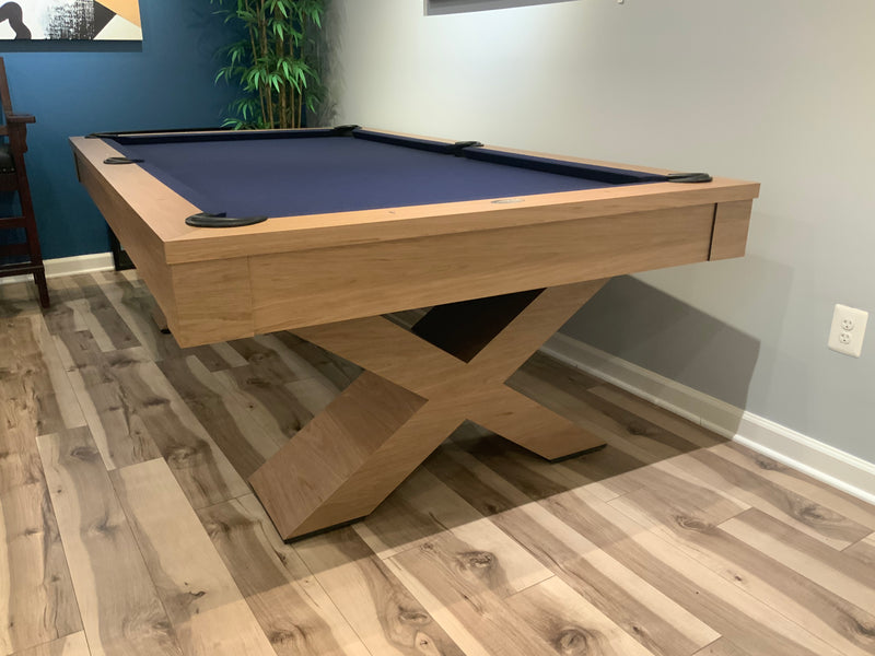 Olhausen encore pool table walnut