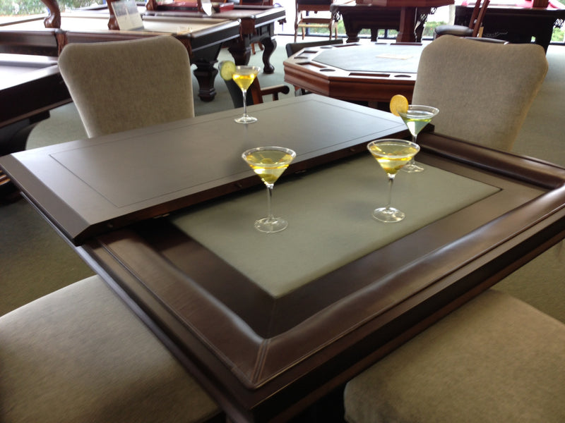 Darafeev Treviso Gathering Height Game Table Set
