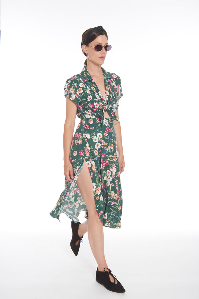 TROPICAL CLARK DRESS