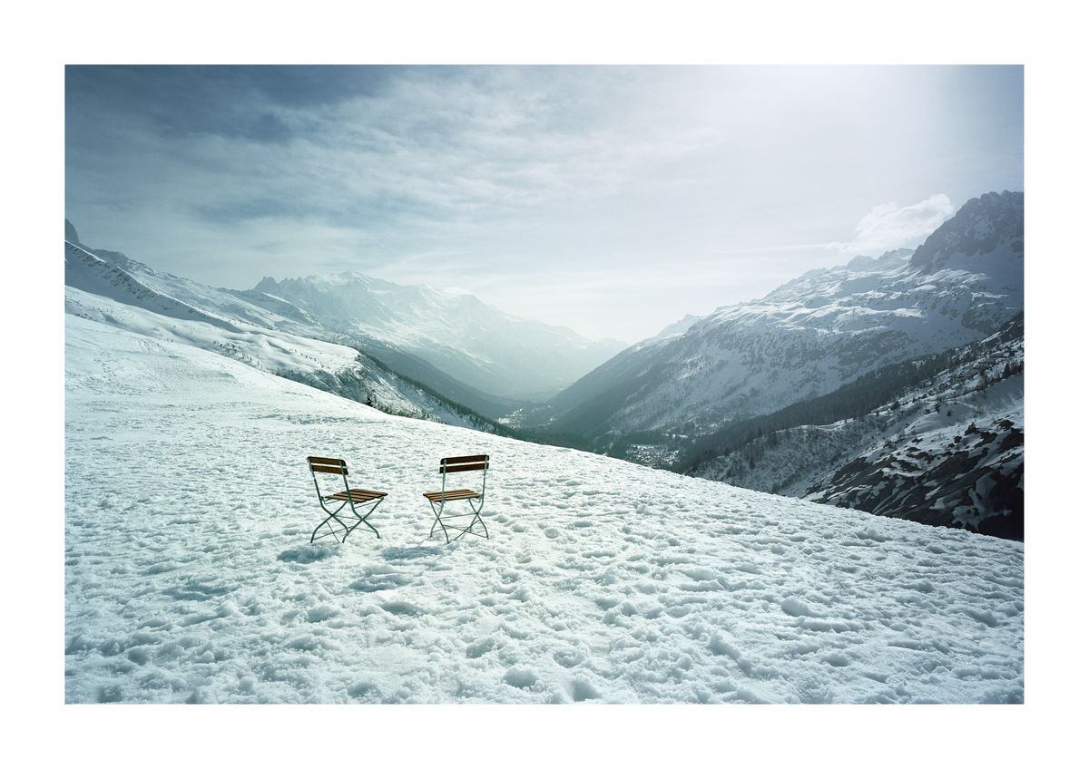 CHAIRS - FRENCH ALPS