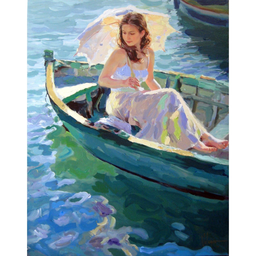 "Vladimir Volegov - ""On the Lake"""