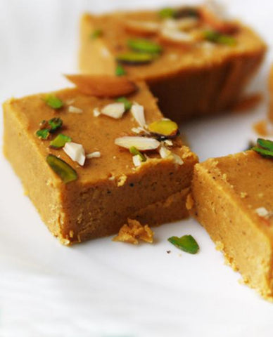 Buy Gift Sweets Online India | Chana Barfi | Gram Fudge