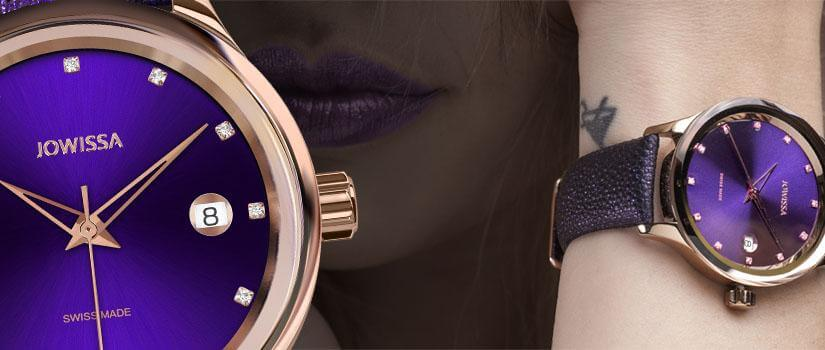 Tiro Collection Jowissa Watches Swiss Made Watch Classic timepiece colorful jewellery accessories ladies unique Switzerland