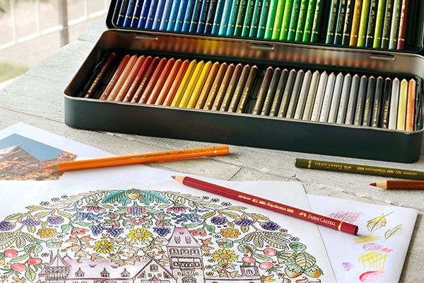 Adult Coloring Advanced