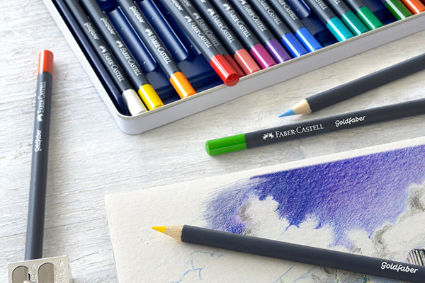 Faber-Castell Goldfaber Color Pencils