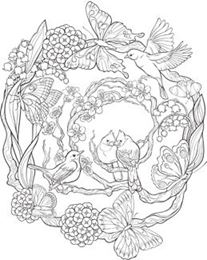 Coloring Pages For Adults Free Printables Faber Castell Usa