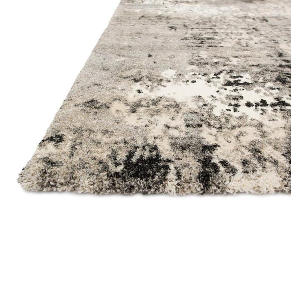 Vroom Grey Area Rug