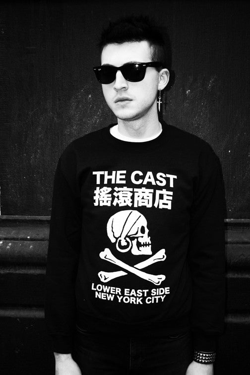 The Cast Crewneck