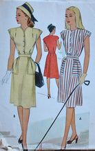 1940's McCall Dress Pattern - Bust 30 - no. 6364