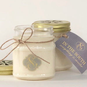 Southern Style Signature Candle