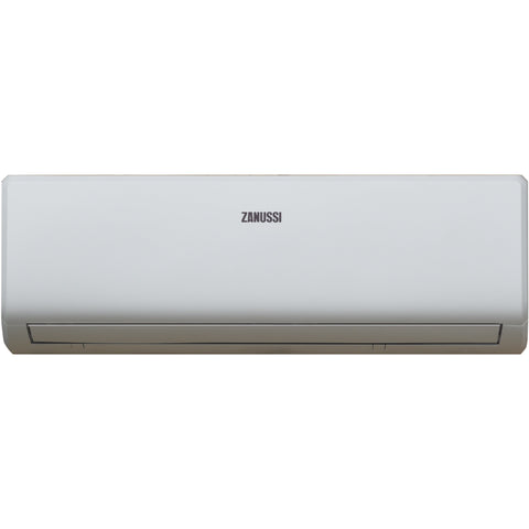 SPLIT AIR CONDITION 1.5 HP (COOLING/HEATING) DIGITAL 12K HP + FREE ORIGINAL ZANUSSI OUTDOOR UNIT COVER