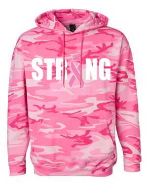STRONG White & Pink Camo