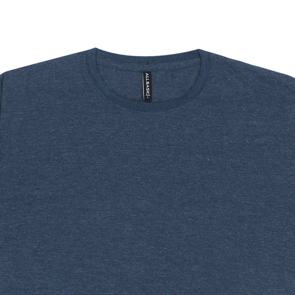 CREWNECK TEES - BLUE