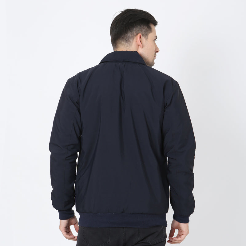 FLIGHT JACKET - NAVY