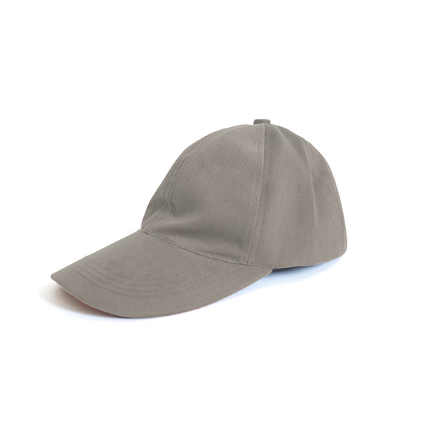 POLO CAP - GREY
