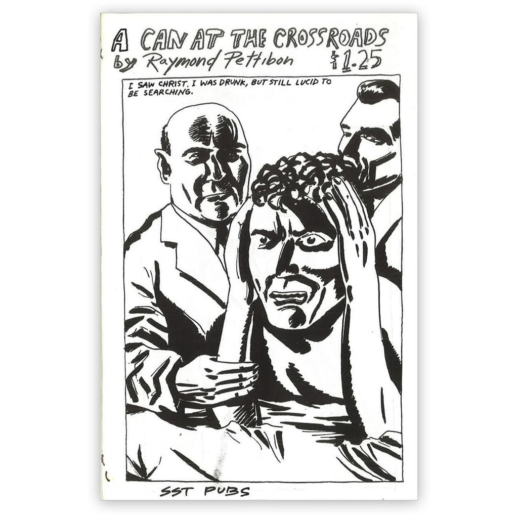 Raymond Pettibon- A Can at the Crossroads Zine