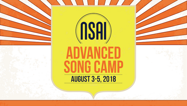 Nashville Songwriters Association Advanced Song Camp logo