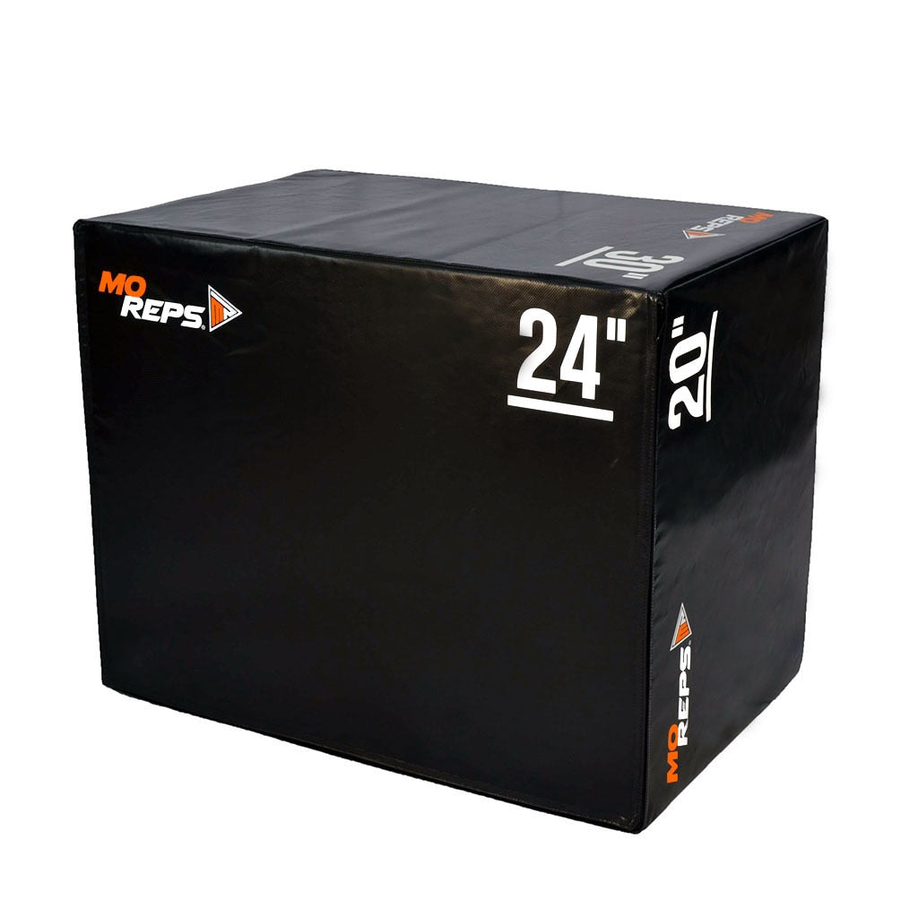 Soft Plyometric Box 3-in-1