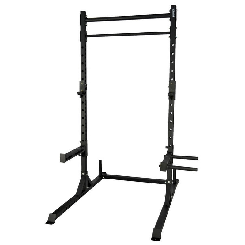 Half Rack, Squat Stand & Chin Up Combo