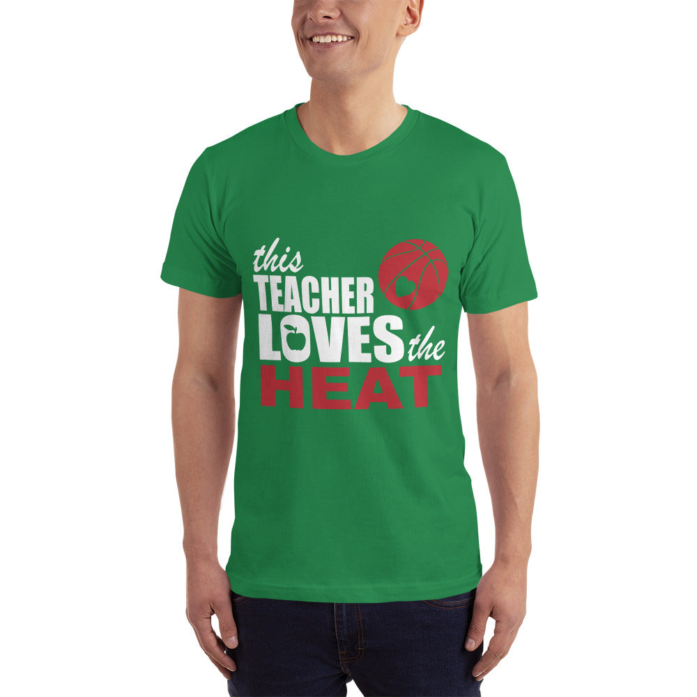 Teacher Loves Heat T-Shirt