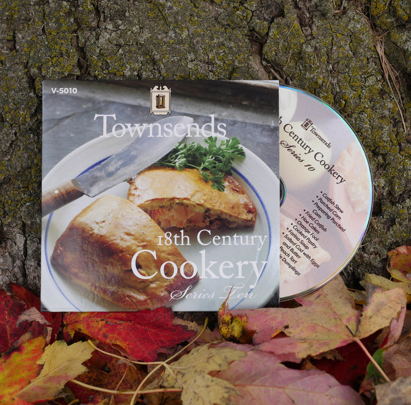 18th Century Cookery DVD Series 10  V-5010