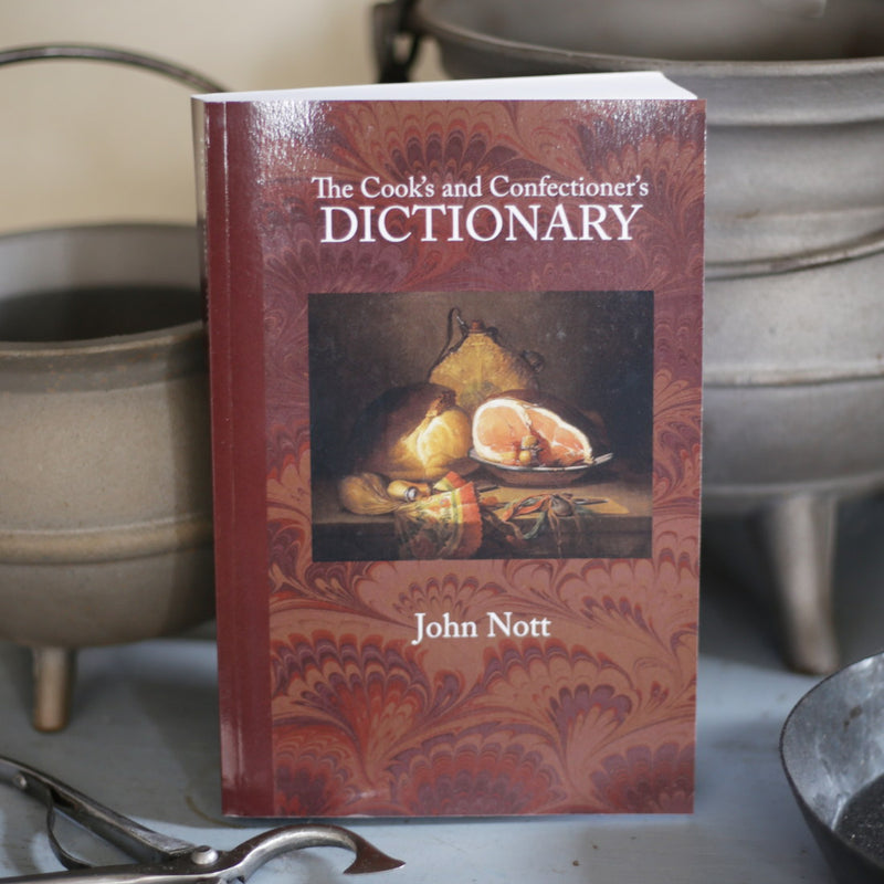 The Cook's and Confectioner's Dictionary C-7324