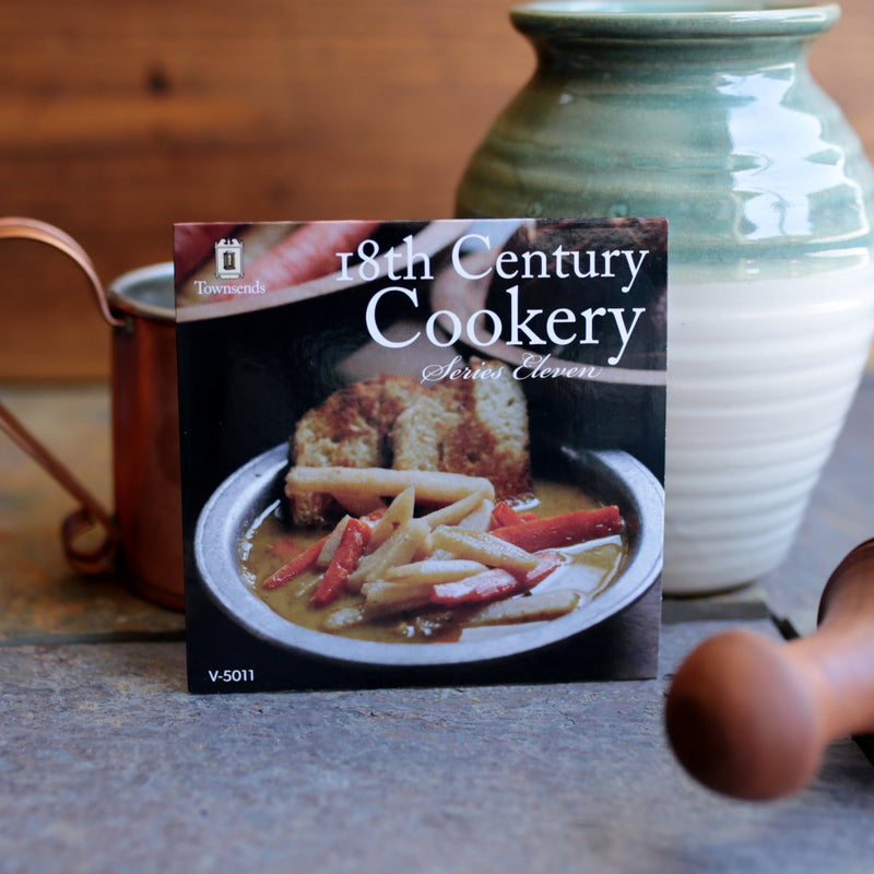 18th Century Cookery DVD, Series 11  V-5011