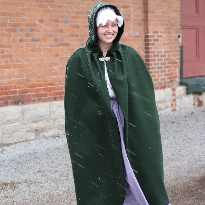Ladies' Hooded Cape   SH-147