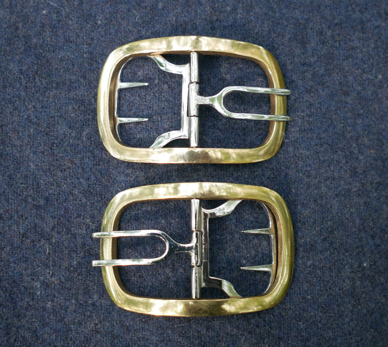 Special Pair Shoe Buckles   S-3095