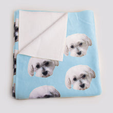 Load image into Gallery viewer, Custom Pet Beach Towels