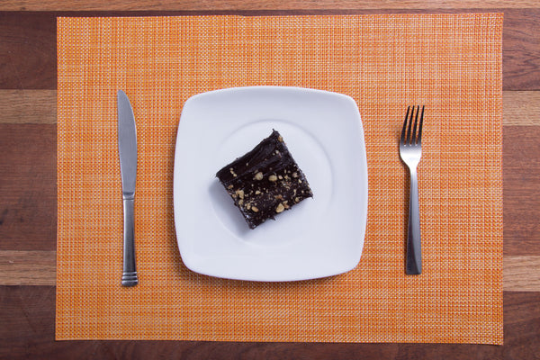 Date Walnut Brownie