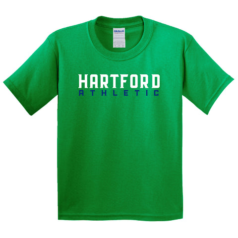 Hartford Athletic Youth Wordmark Tee