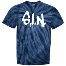Load image into Gallery viewer, The Drip Youth Tie Dye Tee